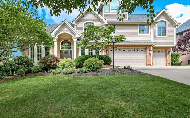 colefield heights wexford pa homes