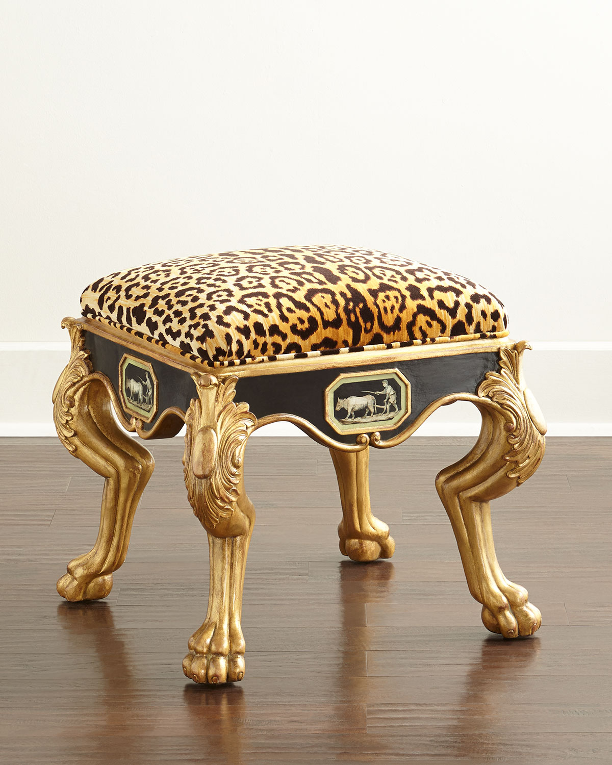 harlow cuddle chair computer stand john richard collection rosette stool neiman marcus
