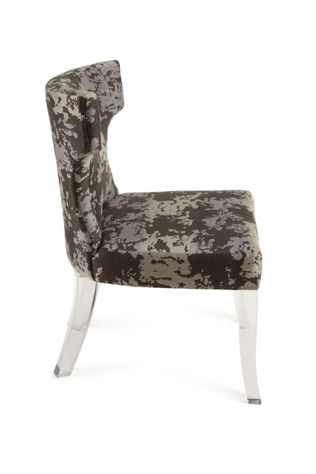 Massoud SILVERMAN DINING CHAIR