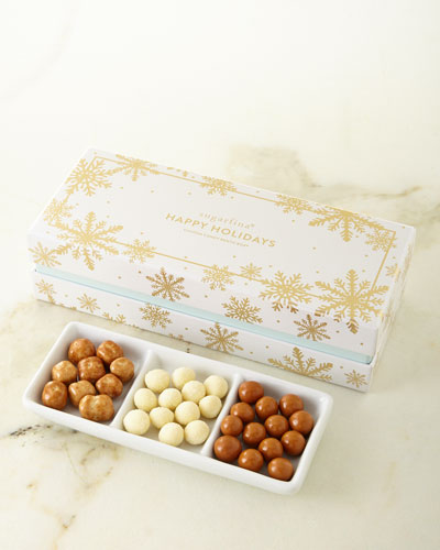 Sugarfina Happy Holidays 2018 3-Piece Bento Box
