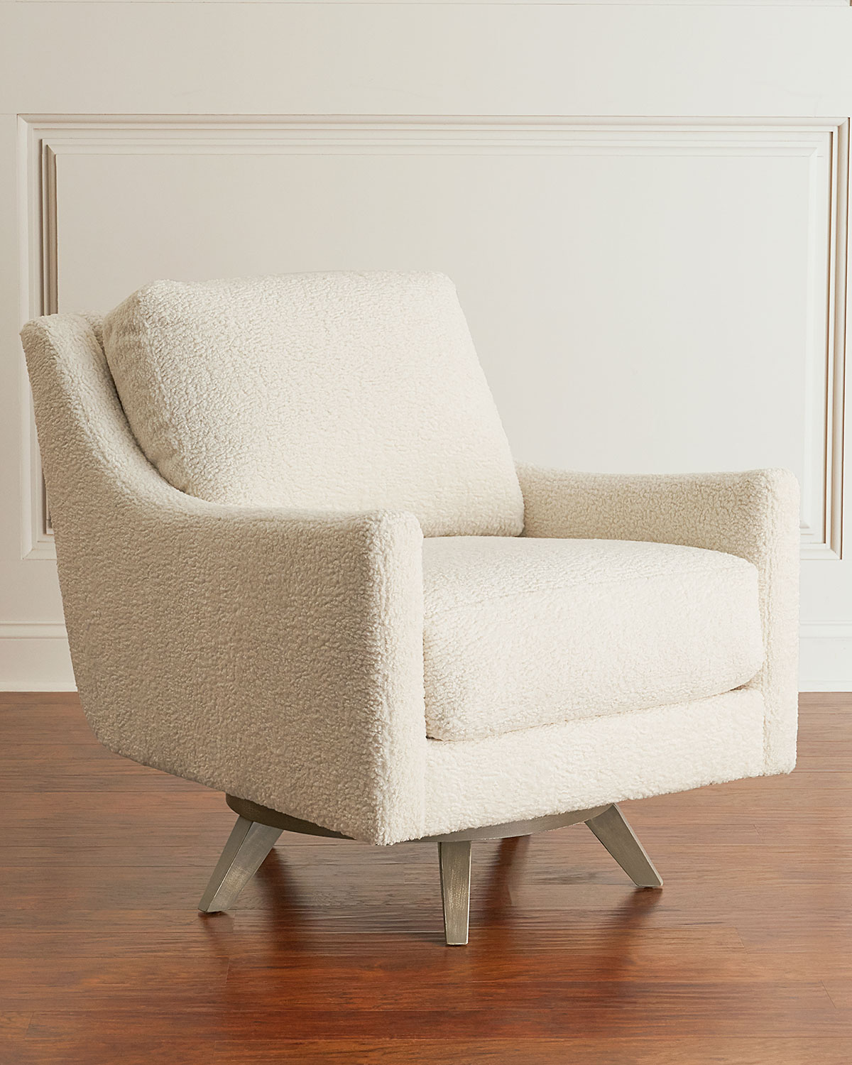 Sam Moore Chairs Lacey Swivel Chair