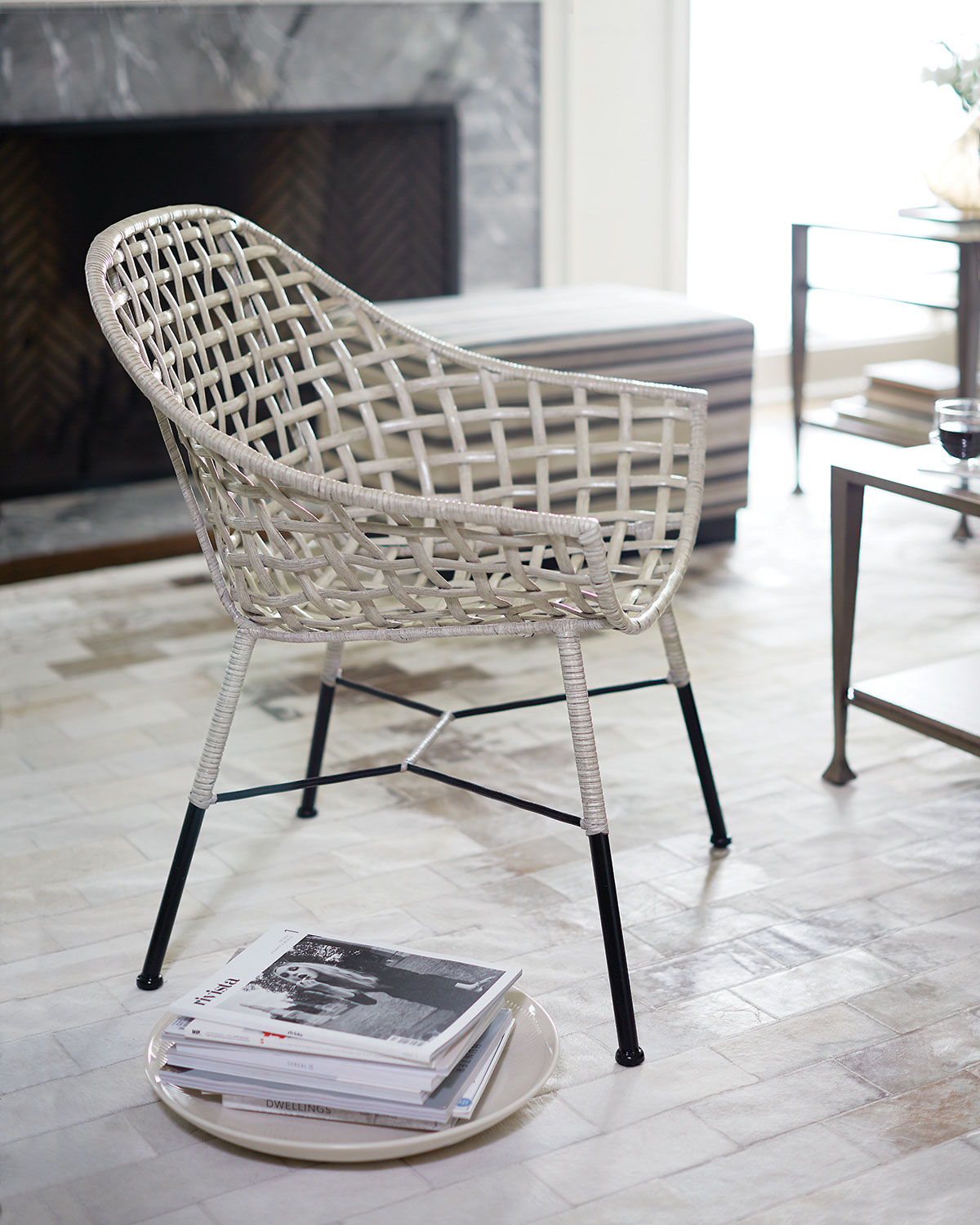 Rattan Accent Chair Cody Rattan Accent Chair