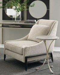 caracole Rolling Stone Accent Table | Neiman Marcus