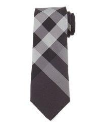 Burberry Ties: Silk & Check Neckties at Neiman Marcus