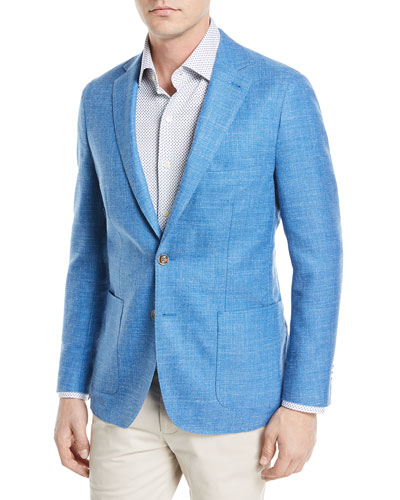 Peter Millar Crown Soft Solid Jacket