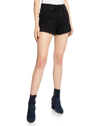 find your best fit for womens high waisted denim shorts