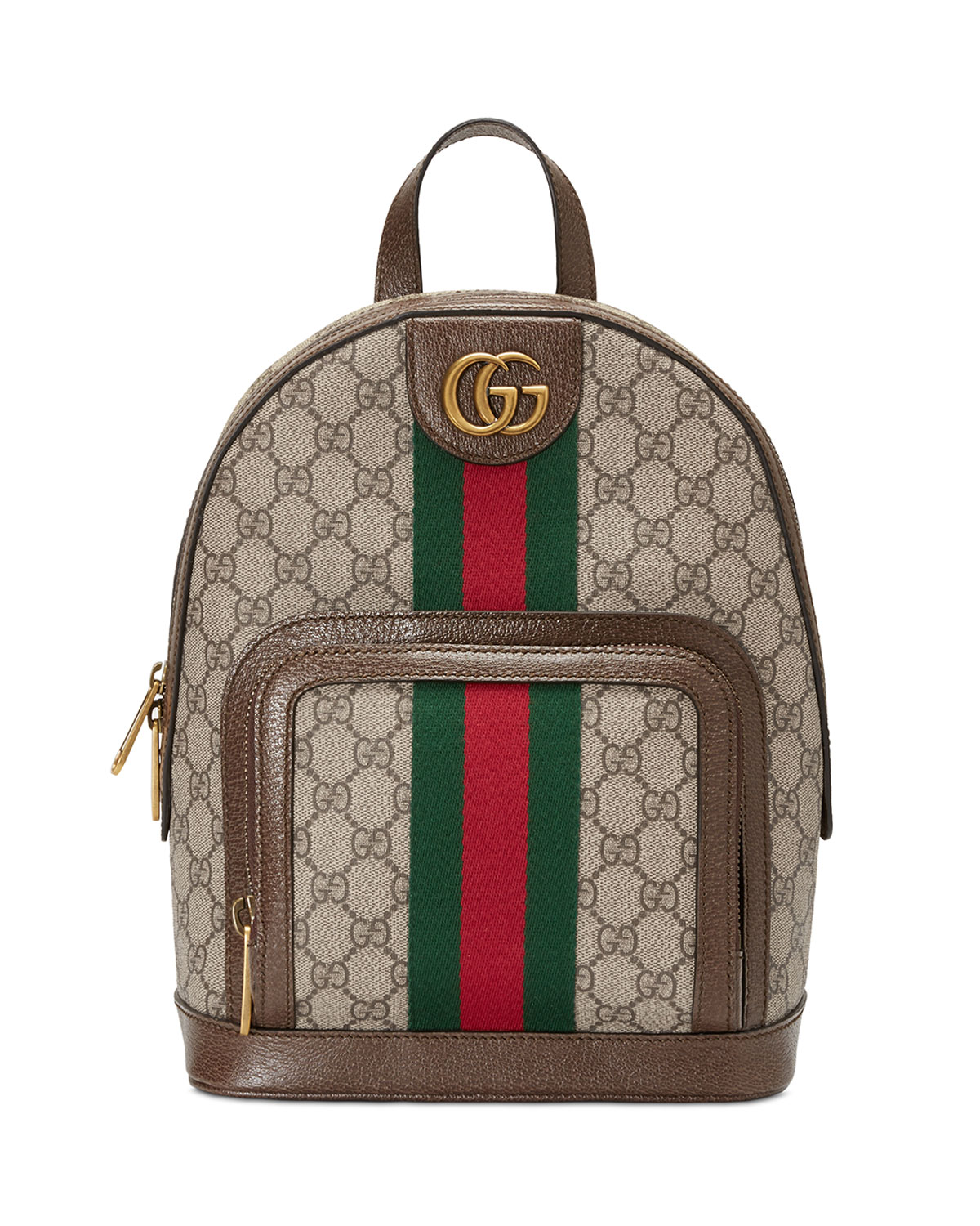 Gucci Ophidia GG Supreme Canvas Backpack