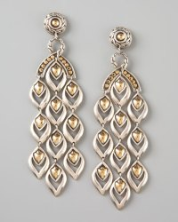 John Hardy Extra Long Chandelier Earrings