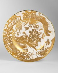 Royal Crown Derby Gold Aves Dinnerware