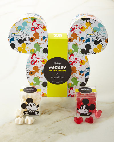 Sugarfina Disney Mickey Mouse Ears 2-Piece Candy Bento Box