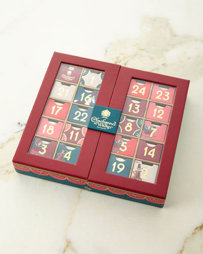 Charbonnel Et Walker Paper Theatre Collection – Advent Calendar