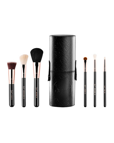 Sigma Beauty Complete Look Copper Brush Set