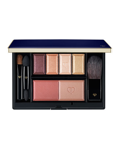 Cle de Peau Beaute Eye and Cheek Palette Set ($150 Value)