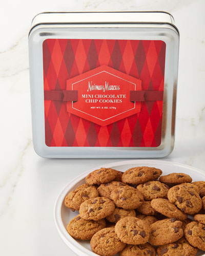 Neiman Marcus Mini NM Chocolate Chip Cookies