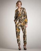 Rachel Zoe Aidan Tapered Jumpsuit
