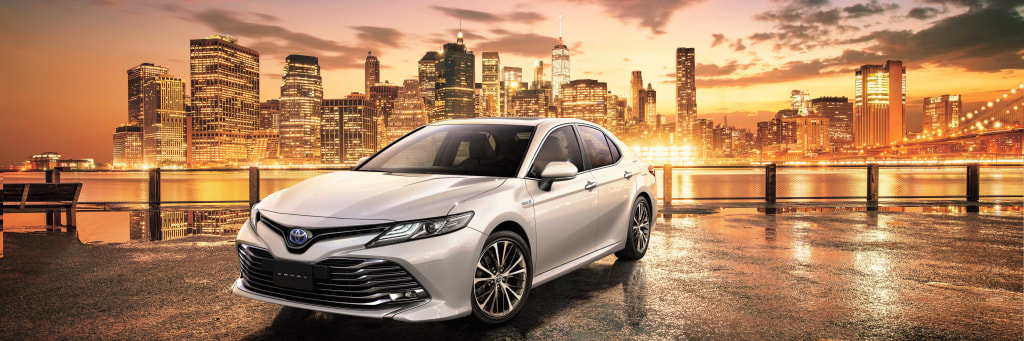 all new camry headlightmag pengalaman grand veloz toyota hybrid 2019 for sale in the uae hev