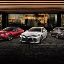 All New Camry Sport Grand Avanza Veloz Modifikasi Toyota 2019 Cars For Sale In The Uae Attractive From Every Angle