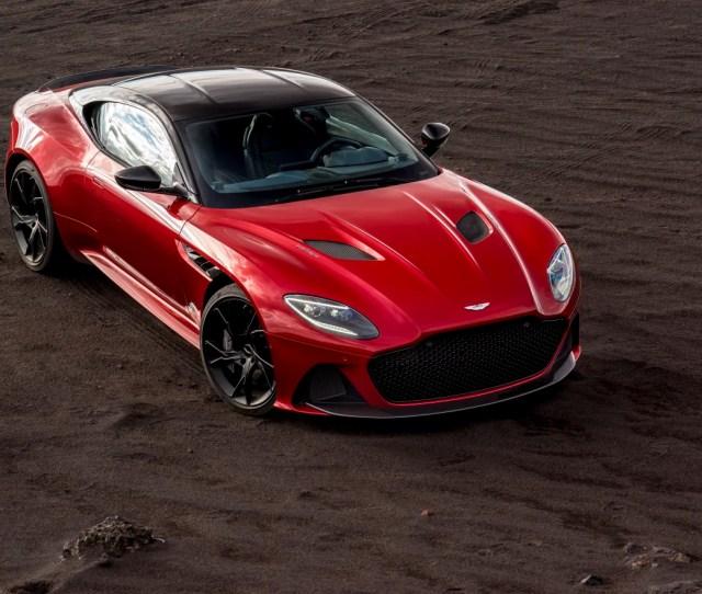 New Aston Martin Dbs Superleggera Beautiful Is Absolute