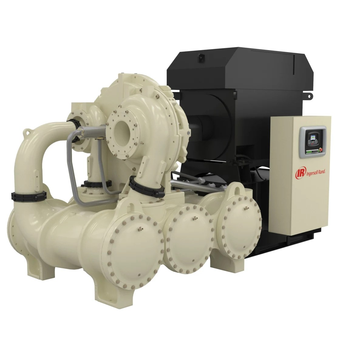 hight resolution of centrifugal oil free compressors ingersoll rand