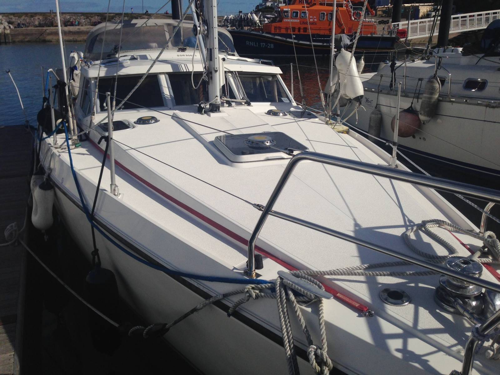 Moody Eclipse 33 1990 Cruising Yacht For Sale In Brixham