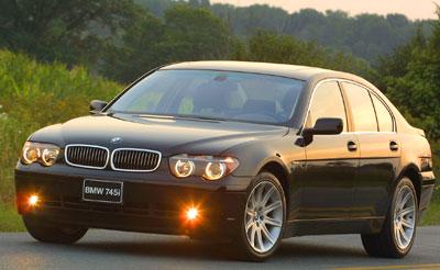 2002 BMW 745i Review