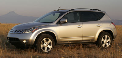 2005 Nissan Murano Review