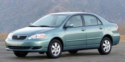2006 Toyota Corolla Review