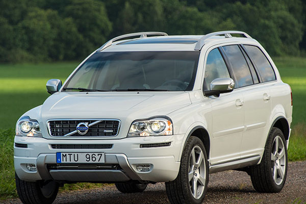 2014 Volvo XC90 Review