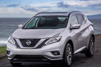2015 Nissan Murano Review