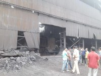13 injured in explosion at blast furnace in Odisha