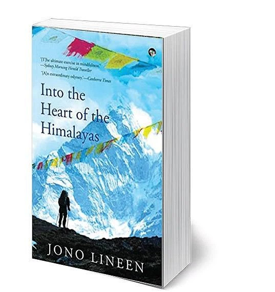 'Into the Heart of the Himalayas' ebook evaluation: Memory's Footprints
