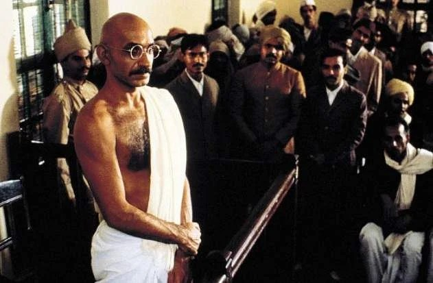 Image result for gandhi 1982