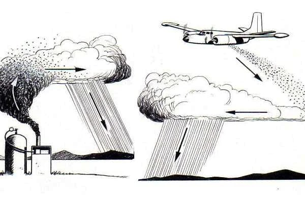 Preparations on for cloud seeding- The New Indian Express