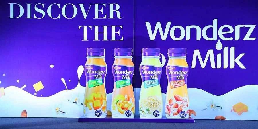 Sunfeast Wonderz Milk: Ready-to-drink milk-based beverage ...