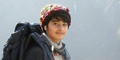 Image result for Shivangi Pathak become the India's youngest women to scale Mt Everest