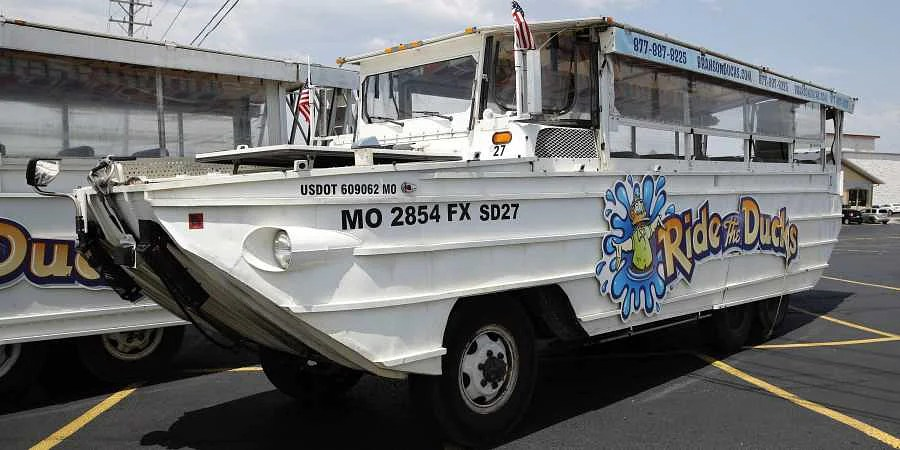 17 Dead After Duck Boat Capsizes In Missouri's Table Rock