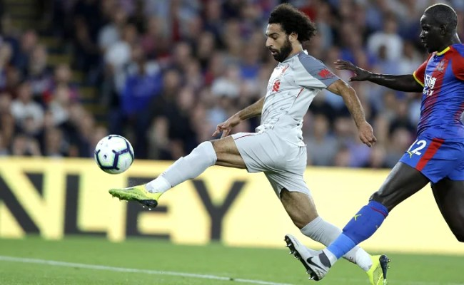 Mohamed Salah In Diving Storm As Liverpool Win At Palace