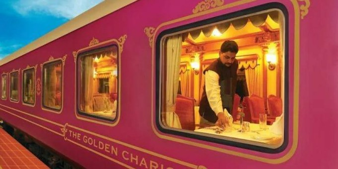 Golden Chariot luxury train to hit the tracks again from March 2020- The  New Indian Express