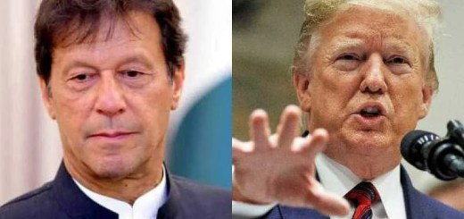 Ten US Congressmen ask Trump to raise issue of Sindh with Pakistan PM Imran Khan