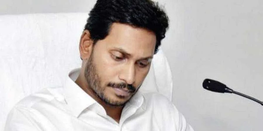 Image result for sand crisis : ys jagan government brought on by one's self