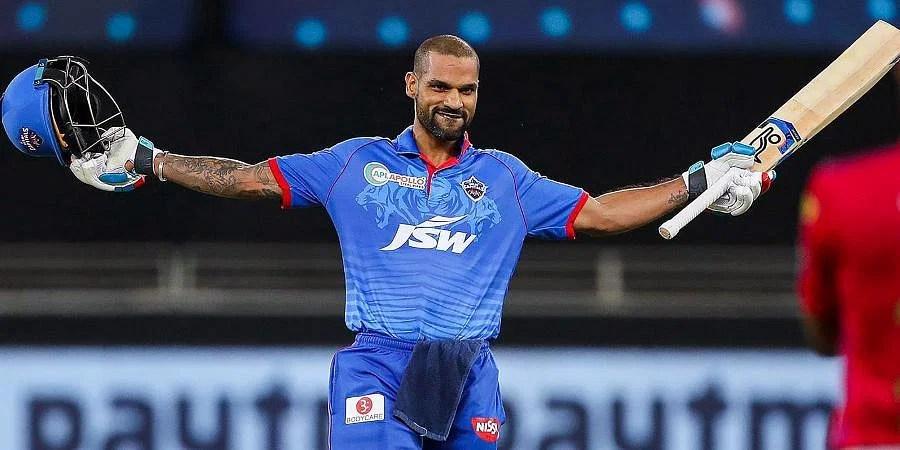 IPL 2021 orange cap shikhar dhawan