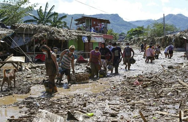 Strong typhoon leaves 42 dead, 20 missing in Philippines