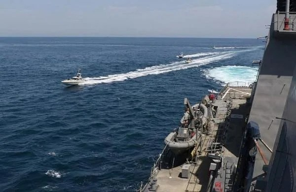 Clash averted? Iran acknowledges encounter with US Navy during drill near Kuwait