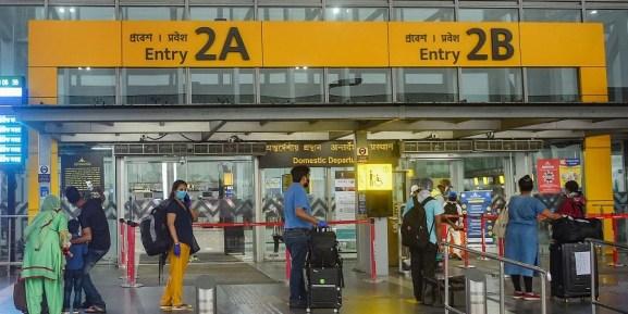 Domestic flights resume at Kolkata Airport with 14-day home ...