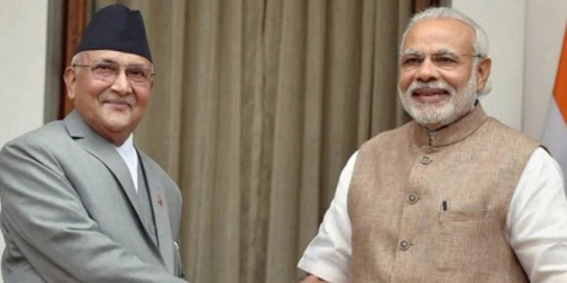 Map row: India keeps close watch on Nepal's moves- The New Indian ...