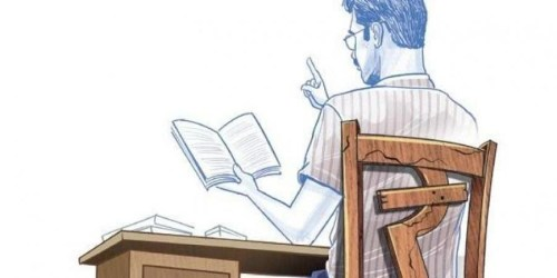 Part time teachers appeal for salary The New Indian Express