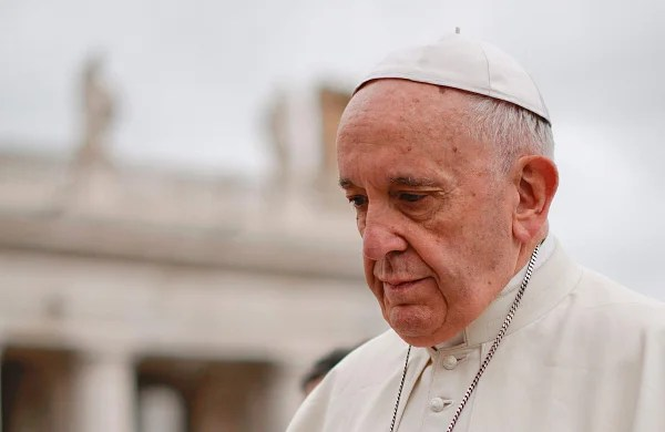 'Don't cry victory too soon': Pope Francis erges people to be careful as Italy gradualy lifts lockdown