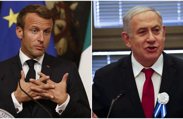 France urges IsraelPMBenjamin Netanyahu not to annex occupied territory of West Bank