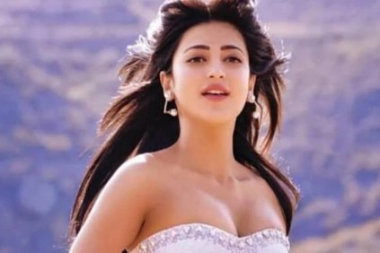 Your background doesn't guarantee your success in South cinema: Shruti Haasan- The New Indian Express