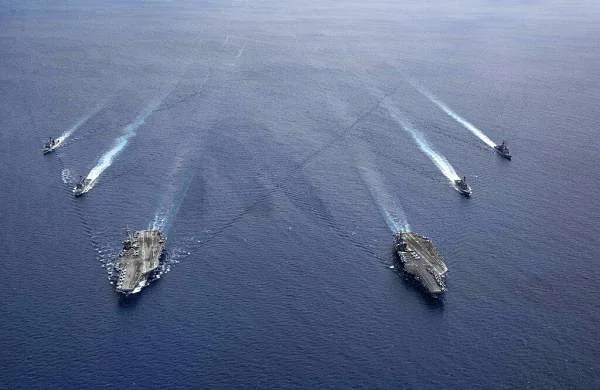 China claims 1,000 years sovereignty over SCS; denies US charges of building 'maritime empire'